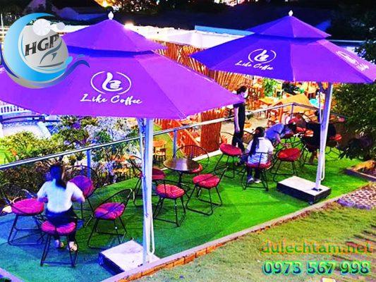 Dù Che Nắng Ngoài Trời Quán Cafe TP.HCM