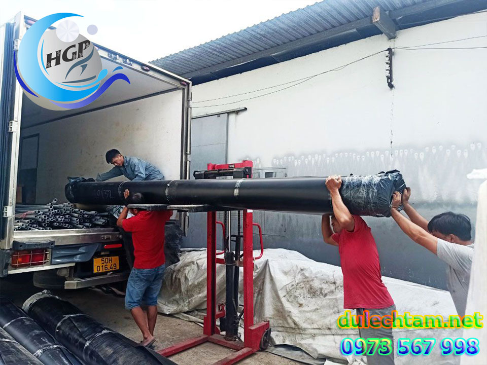 Báo Gía Bạt HDPE Lót Ao Hồ Chứa Nước Nuôi Gía Rẻ Tại Lâm Đồng