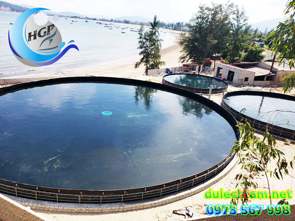 Báo Gía Bạt HDPE Lót Ao Hồ Chứa Nước Nuôi Cá Gía Rẻ Tại Long An