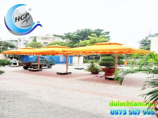 Dù Che Nắng Ngoài Trời Tại Quận Tân Phú TP.HCM