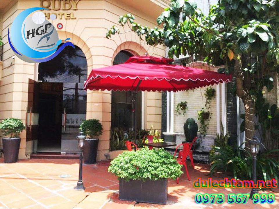Bán Ô Che Nắng Cafe Ngoài Trời Giá Rẻ, Cung Cấp Ô Dù Toàn Quốc