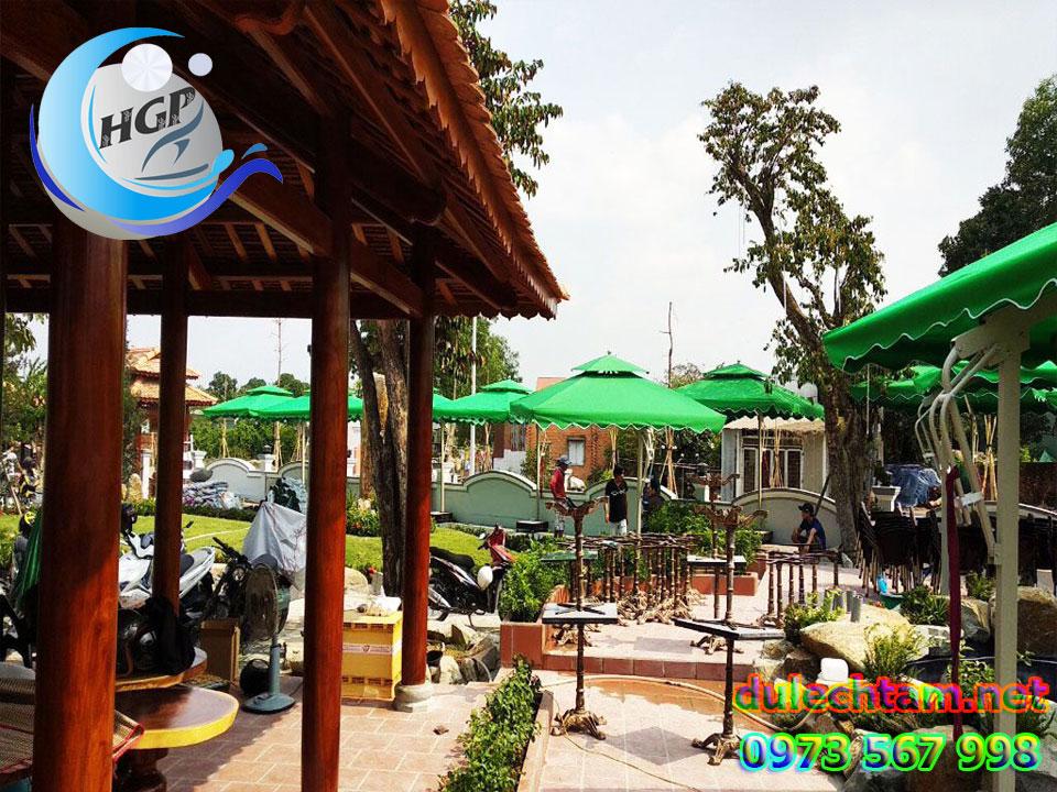 Dù Che Nắng Ngoài Trời Tại Quận Tân Bình TP.HCM