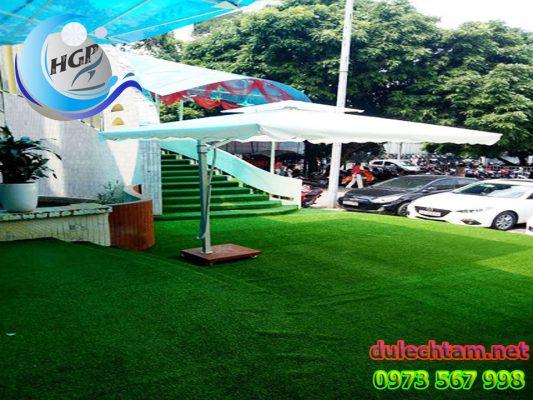 Địa Chỉ Bán Dù Che Nắng Mưa Quán Cafe Giá Rẻ Tại TP.HCM
